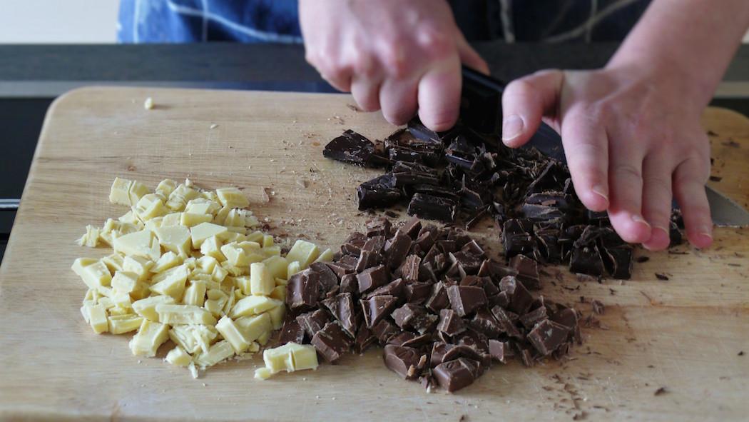 Schokolade selstgemacht dieblogschokolade