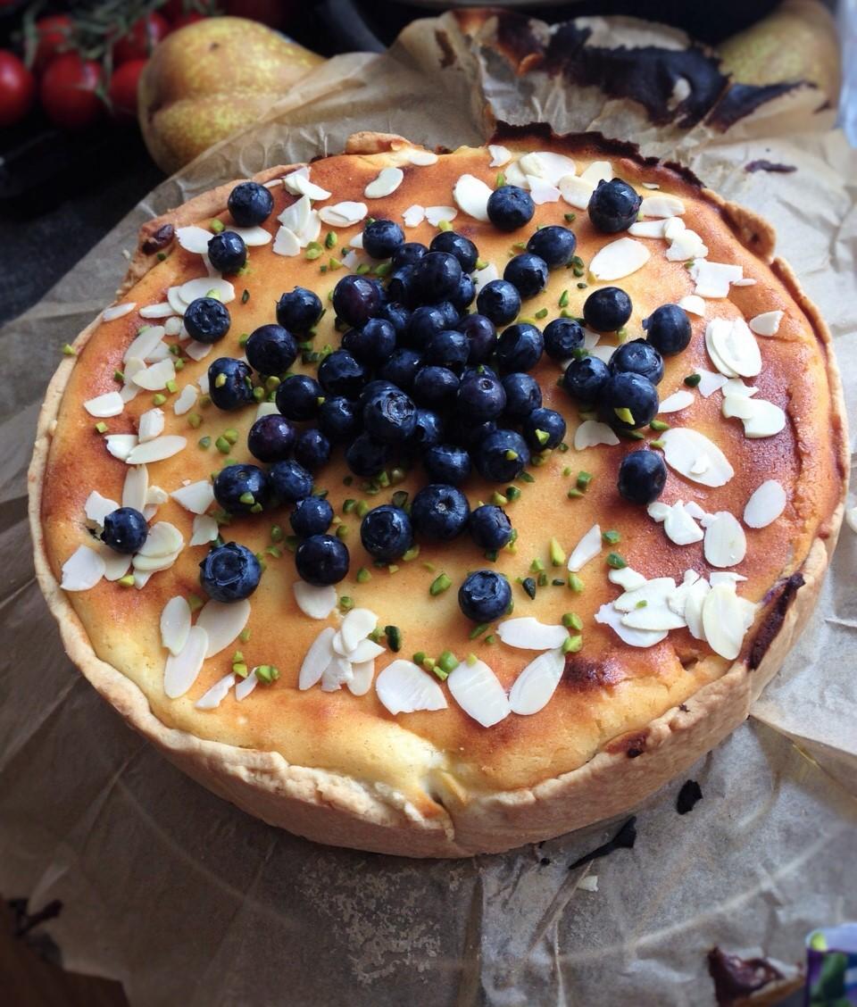 birne-blaubeer-cheesecake-rezept-ganz